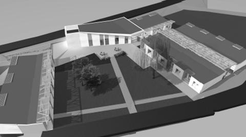 6 logements + Salle Communale